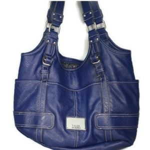 Tyler Rodan Blue Shoulder Bag